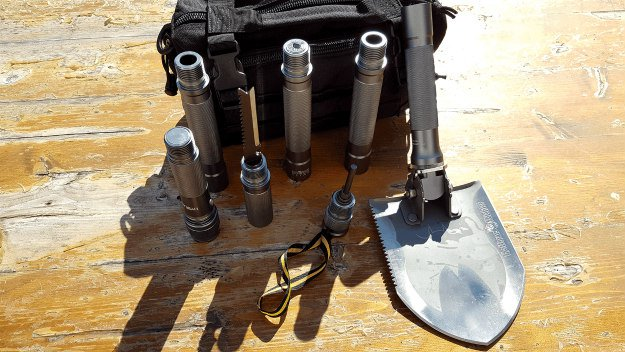 Is An E-tool Part Of Your Survival Kit? | Survival Life Essentials added features