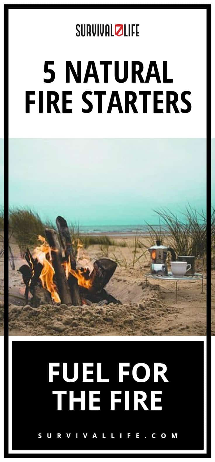 5 Natural Fire Starters | Fuel for the Fire