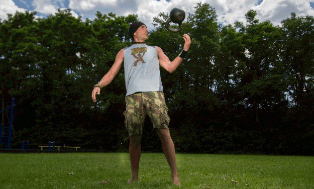 Why The Kettlebell Is The Ultimate Tool For Physical Preparedness