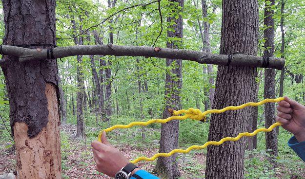 suspension training system