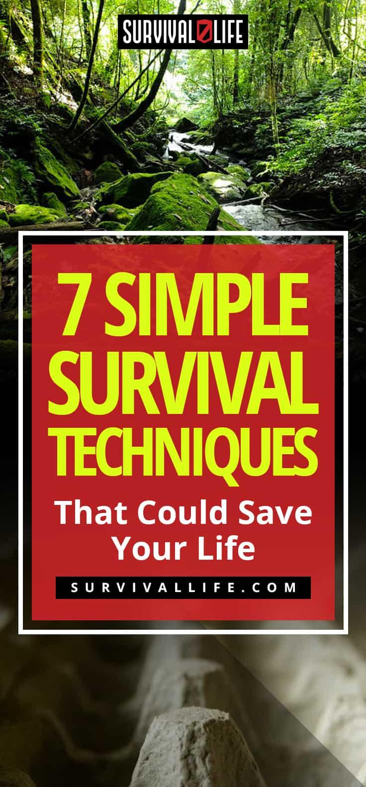 7 Simple Survival Techniques That Could Save Your Life