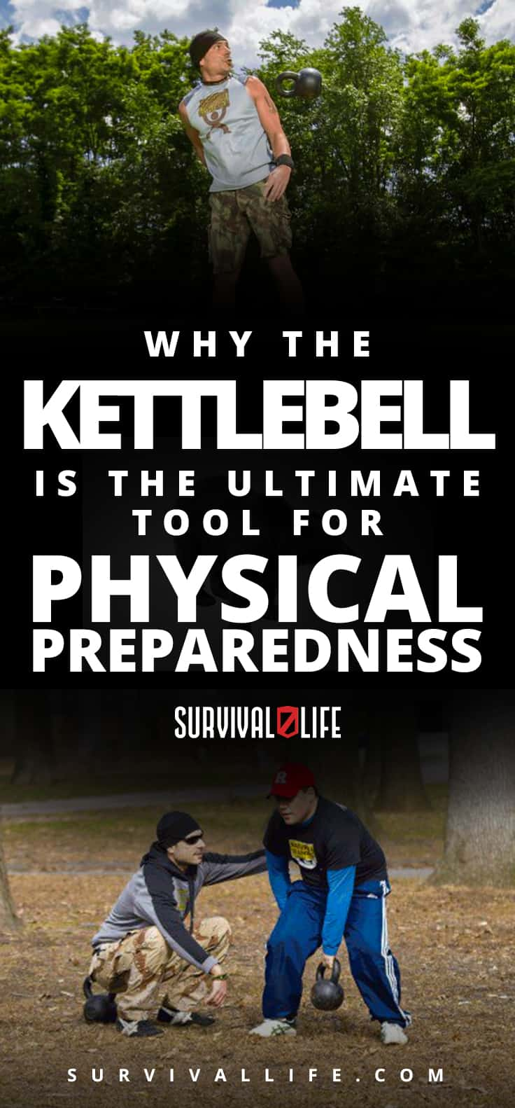 Placard   Kettlebell Physical Preparedness   Why The Kettlebell Is The Ultimate Tool For Physical Preparedness