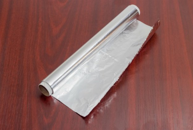 Collecting Rainwater | Aluminum Foil Survival Uses You Should Know About