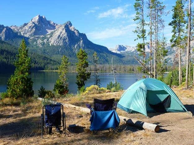 "Camping in Idaho | Ultimate Campgrounds Across The U.S. : State By State List Of America's ""Must See"" Campgrounds"