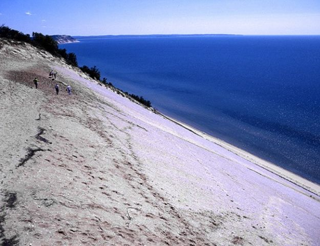 """Camping in Michigan 