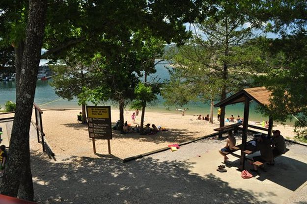 """Camping in Missouri 