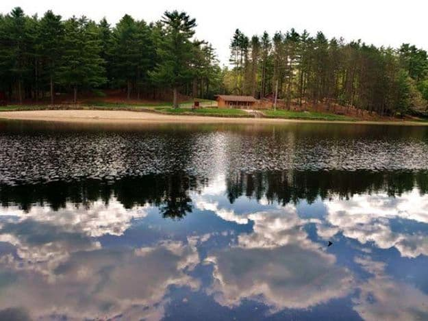 """Camping in Rhode Island 