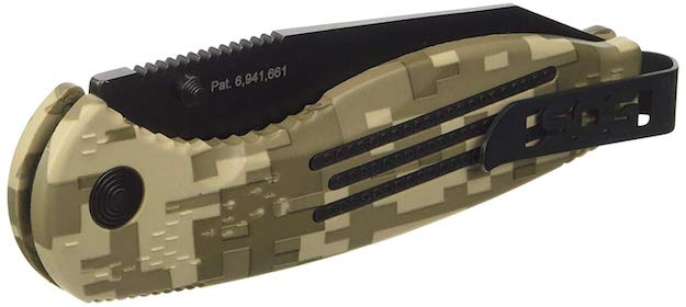 SOG AE07 Aegis Folding Knife | Folding Hunting Knives For The Outdoor Warrior | Hunter Gear