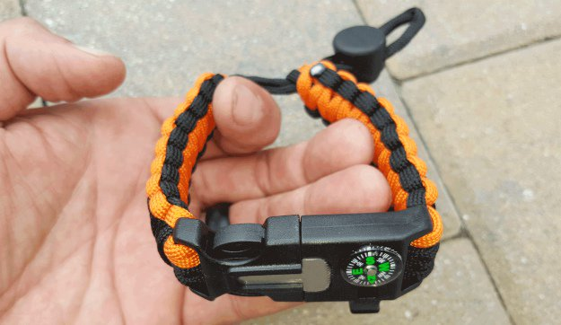 Field-Expedient Handcuffs | Top 10 Reasons To Never Leave Home Without A Paracord Bracelet