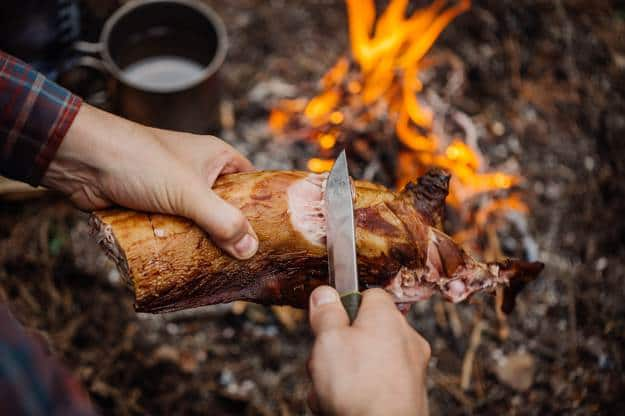 Gather materials | How To Smoke Meat For Survival