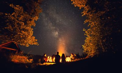 fire-night camping light | featured