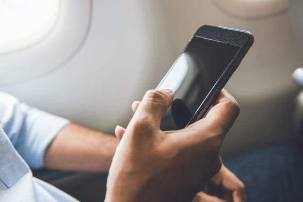 Why They Tell You to Turn Off Your Mobile Electronic Devices | Airplane Features | Secrets Flight Attendants Won't Tell You