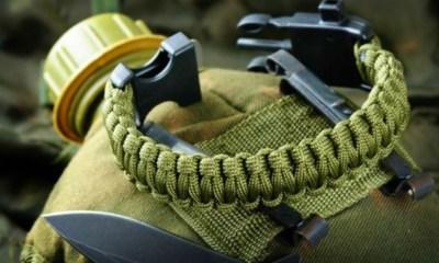 Feature | How to Make a Millipede Survival Paracord Bracelet