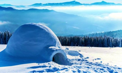 Feature | How To Build An Igloo in 5 Easy Steps