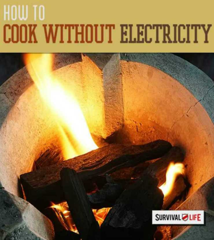Cooking without electricity | Obscure Bushcraft Skills For Survival