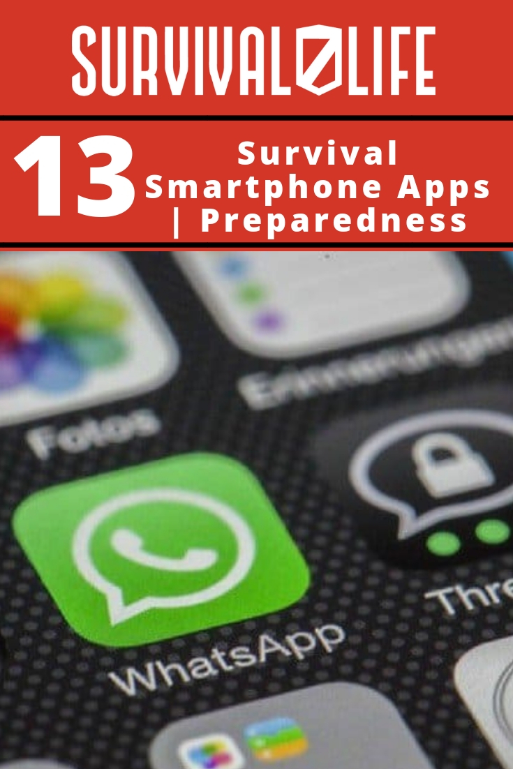 Placard | Survival Smartphone Apps | Preparedness | Internet Connection
