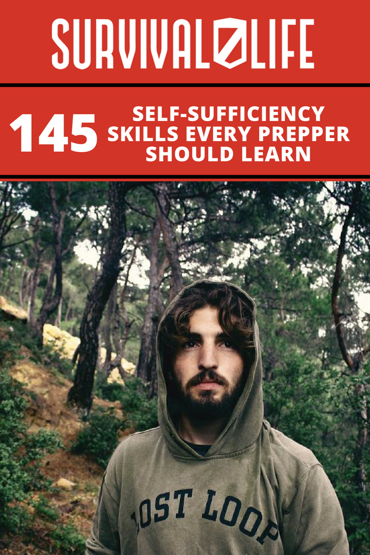 Self-Sufficiency Skills Every Prepper Should Learn | https://survivallife.com/self-sufficiency-skills/