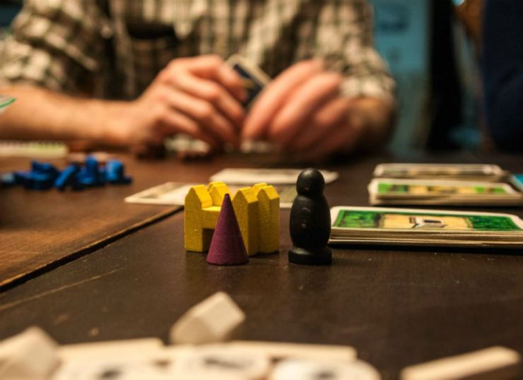 Playing board games | Tips For Sheltering In Place