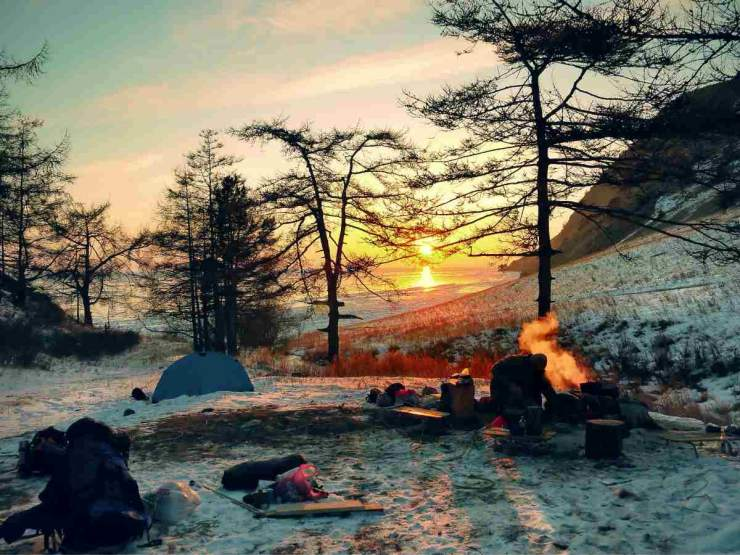 Outdoor camping | How To Build An Overnight Bushcraft Camp