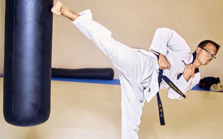 Taekwondo | Self-Defense Martial Arts For Personal Safety And Survival