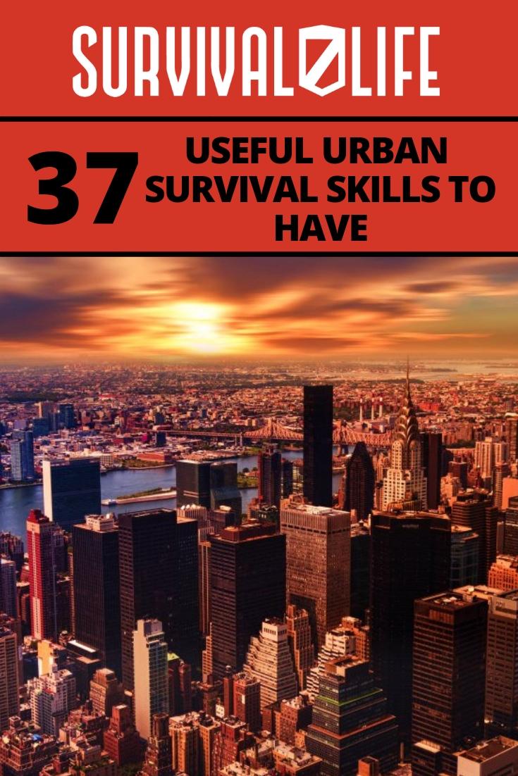 Urban Survival Skills To Master Before SHTF | https://survivallife.com/urban-survival-skills/