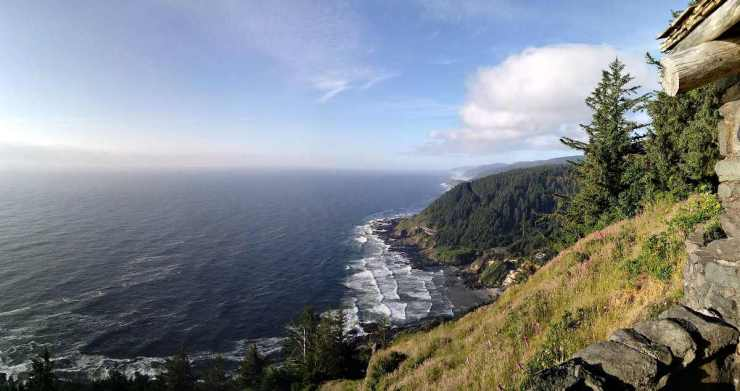 Oregon seascape   Best Campgrounds In Oregon