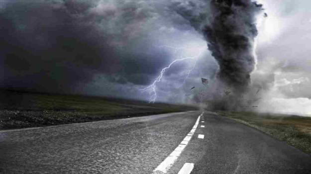 Powerful tornado   Global Catastrophes To Prepare For NOW