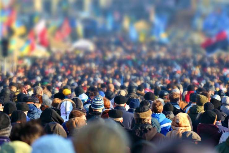 Group of People | Tips To Stay Safe In A Crowd Or Riot