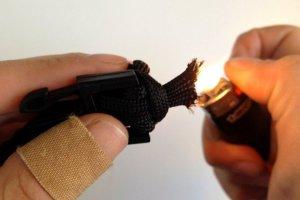 Step 7 paracord bracelet