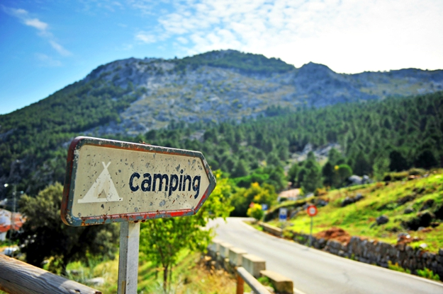 Choose Your Campsite   Steps to Setting Up Your Camping Tent