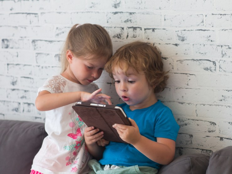 Accept that Screen Time Will Increase   Tips to Survive Working From Home With Kids