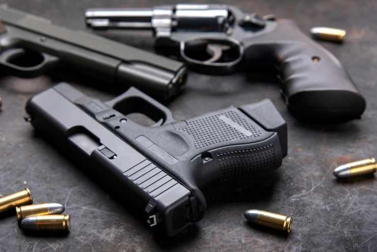 Firearm | Self Defense Tools Every Prepper Should Have