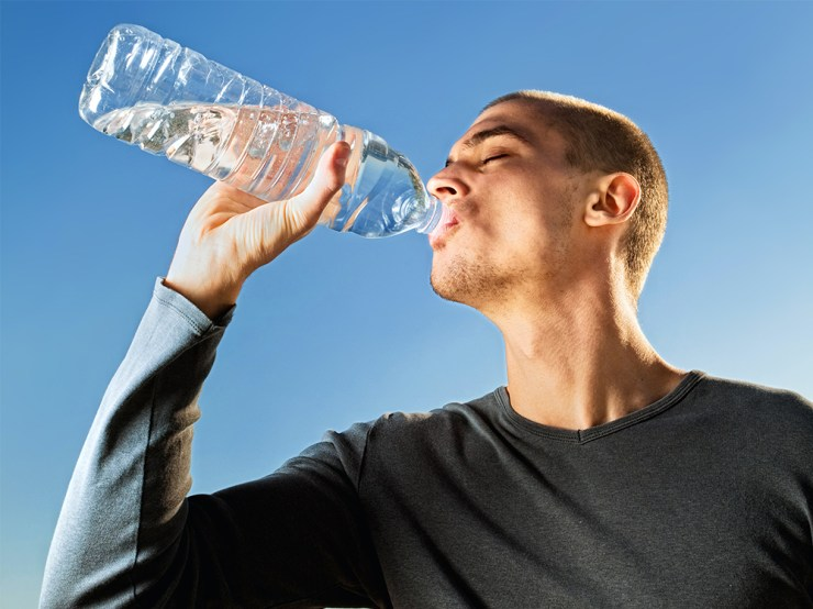 Drink More Often | Tips on How to Stay Hydrated in the Wild