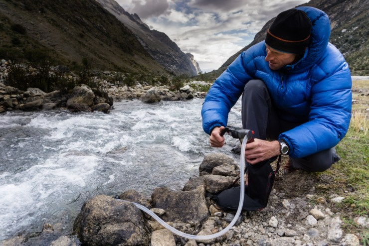 Know Where Water is | Tips on How to Stay Hydrated in the Wild