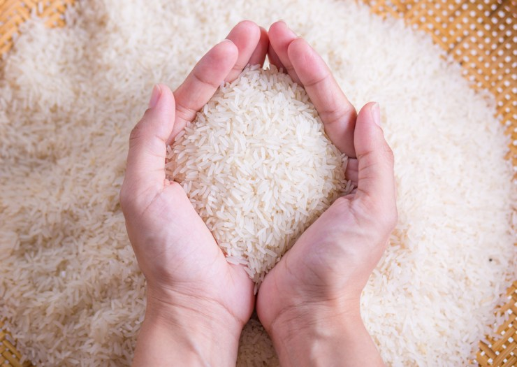 White Rice | Foods That Never Expire