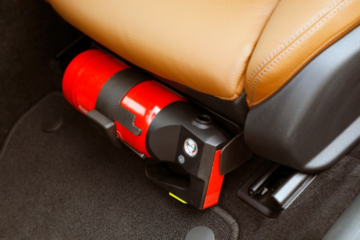 Fire Extinguisher | Car Emergency Kit Essentials: How To Prep Your Car For A Disaster