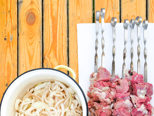 Metal Skewers | Grill Tools Every Grill Master Needs To Have