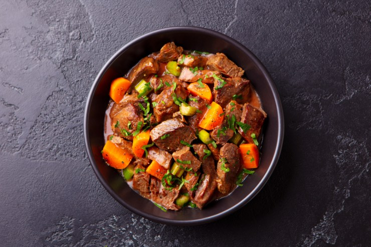 Slow Cooker Elk Stew | Elk Recipes