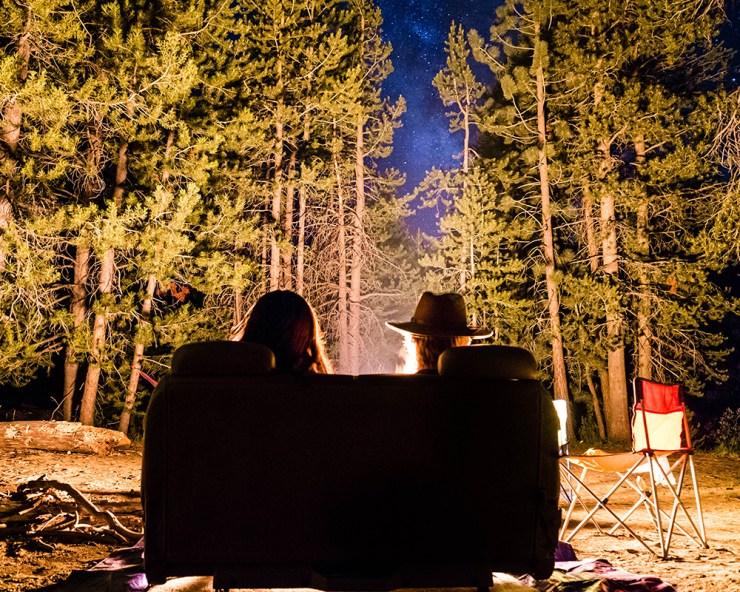 Be Vigilant | Campfire Safety