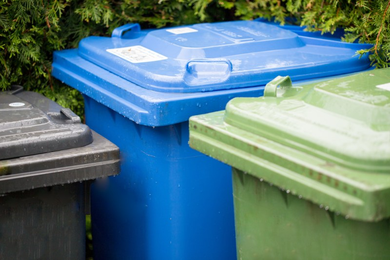 Garbage Cans| City Specific Survival Resources