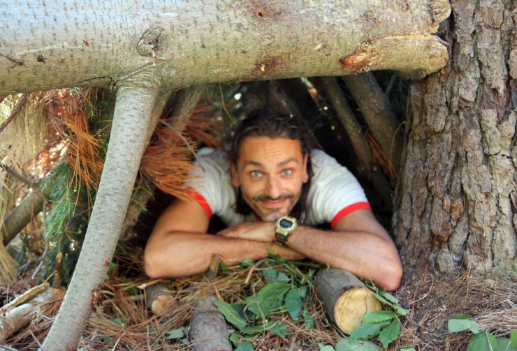 Why Learn How to Build a Primitive Shelter?   Primitive Shelter Options