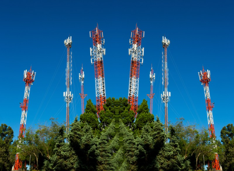 Cell Towers | City Specific Survival Resources