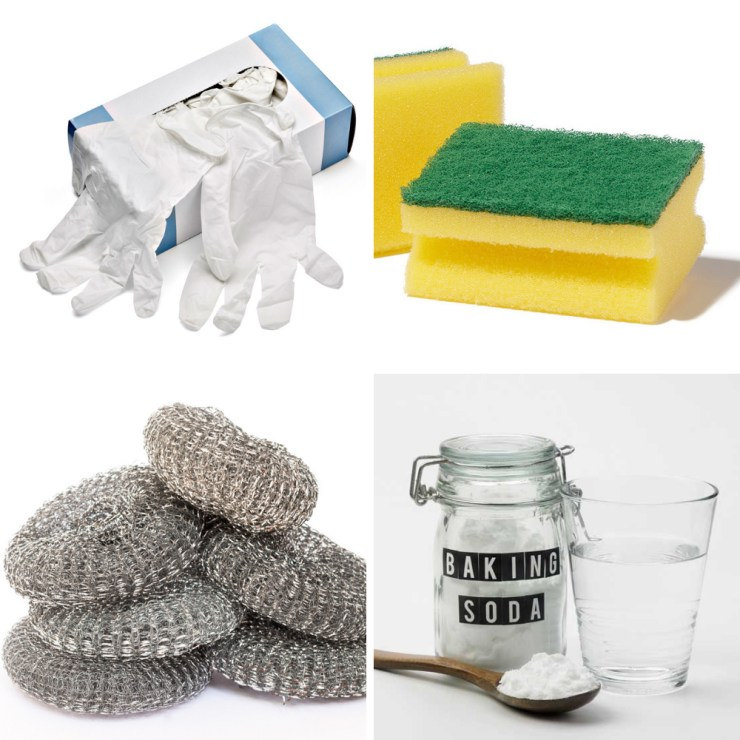 Cleaning Supplies | Dollar Store Prep Ideas To Stockpile Now