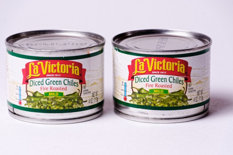 Canned Chiles | How to Prepare for the Next Food Shortage: What to Stock Up On