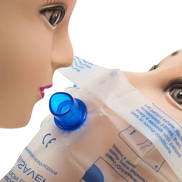 CPR Resuscitation Face Shield | Rare Medical Preps Every Prepper Should Do NOW