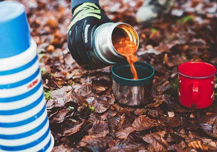 camping food | good to-go backpacking food