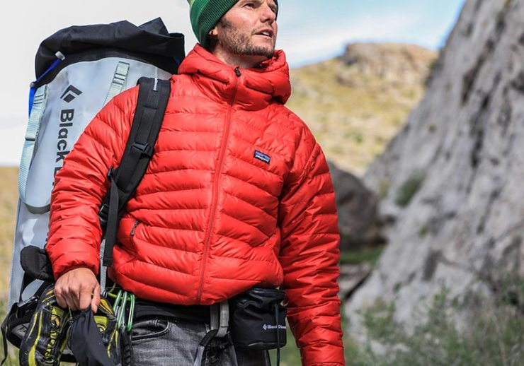 man in camping clothes | backpacking checklist | us