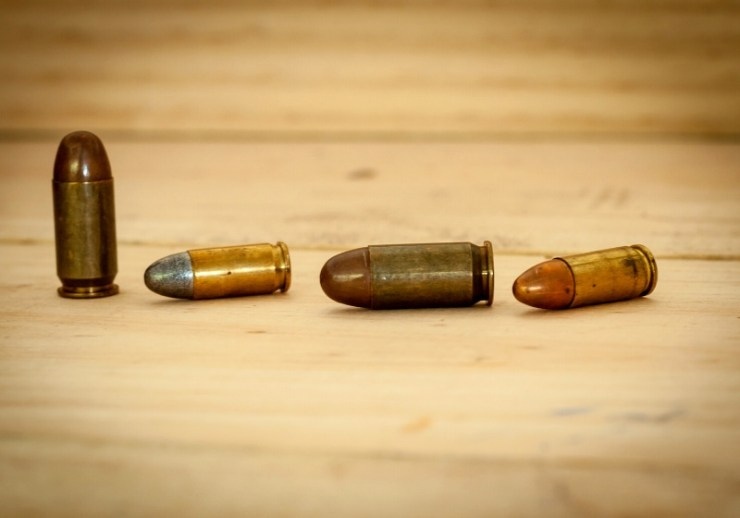 ammunition 9mm 11mm size | how to treat a gunshot wound with household items