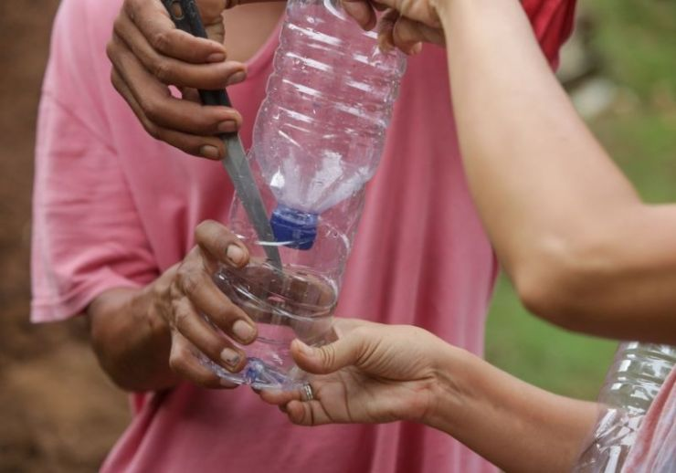 Check out How To Make Seawater Drinkable Using Plastic Bottle at https://survivallife.com/how-to-make-seawater-drinkable/