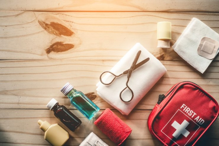 First Aid Kit | Car Emergency Kit
